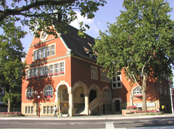 Bezirksrathaus Stuttgart-Vaihingen
